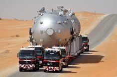 Afbeeldingsresultaat voor mammoet transport