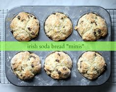 "Irish Soda Bread ""Minis"" – Just Right for Giving!"