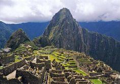 Machu Pichu. Breathtaking!