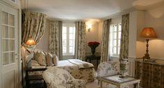 The suites at Hotel Le Saint Paul