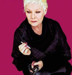 Mother Winter - Dame Judi Dench