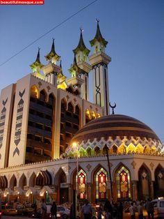 Al-Rahman-Mosque-in-Aleppo-Syria                                                                                                                                                      More