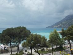 View from Maiori