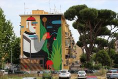AGOSTINO IACURCI 'The Blind Wall' for SanBa Project .. [Rome, Italy 2014] (2)