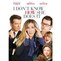 I Don't Know How She Does It DVD