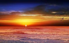 Sunset Beach   Flickr - Photo Sharing!