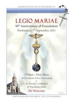 Legion of Mary Senatus of New Zealand > News & Events