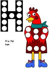 The Little Red Hen Makes a Pizza magnet page activity from Making Learning Fun. Find it and more at www.makinglearningfun.com!
