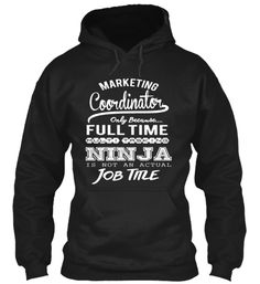Ninja Marketing Coordinator | Teespring