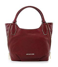499ffbbf7eb3 MICHAEL Michael Kors Vanessa Medium Convertible Shoulder Tote #Dillards.  Loving this purse!