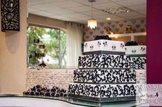 Bodas de Prata da Mãe da Noiva Cakes