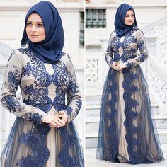 Seputar dunia fashion muslimah long dress