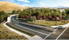 As driverless cars become commonplace in the next five or 10 years, builders and developers will need to rethink how they plan their new communities, like Trumark's Fielding at Wallis Ranch in Dublin, Calif.