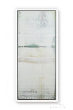 """SOLD - New abstract painting """"White Silk"""" Abstract Paintings, Contemporary Paintings, White Silk, Art Blog, Artist, Artwork, Shadows, Work Of Art, Artists"""