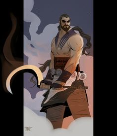 Game Of Thrones - Khal Drogo