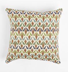 "Grasslands Pillow Cover Green - 18"" x18"" E2014"