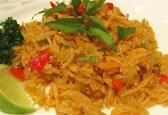 rice arroz amarillo con achiote yellow rice arroz amarillo con achiote ...