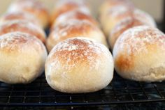 Homemade Dinner Rolls    (circle-b-kitchen.squarespace.com via Cook's Illustrated)
