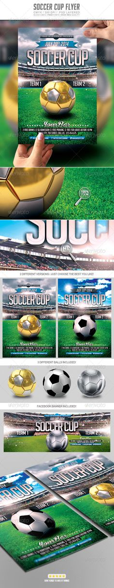 658 best soccer flyer template images in 2018 sports flyer flyer