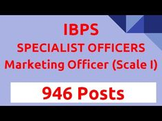 Super nice IBPS VACANCY SPECIALIST OFFICERS 2016 RECRUITMENT OF Marketing Officer exam date syllabus Check more at http://dougleschan.com/the-recruitment-guru/recruitment-specialist/ibps-vacancy-specialist-officers-2016-recruitment-of-marketing-officer-exam-date-syllabus/