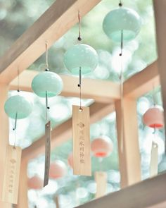 Aesthetic Images, Blue Aesthetic, Aesthetic Wallpapers, Japanese Wind Chimes, Photographie Portrait Inspiration, Japanese Culture, Cute Wallpapers, Glass Art, Scenery