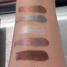 99ce66aa7c2 Dior s new Diorshow Mono eyeshadows. It s a wet dry formula. Swatches are  dry