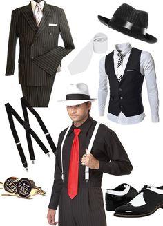 Casino Outfit Männer