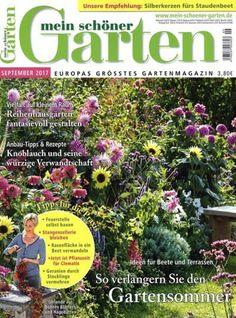 Vintage Das Gartenmagazin Mein sch ner Garten ist ein Ratgebermagazin in dem sich fachliche Informationen f r begeisterte