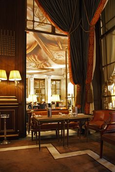 My favourite lounge in Paris - Bar 228 http://myfrenchlife.org/2012/04/27/french-hotel-heaven/ */*