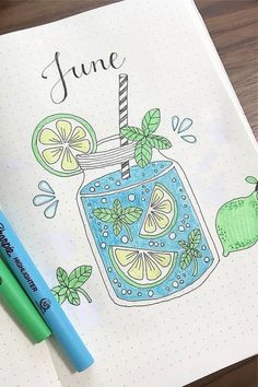Are you looking for the best bullet journal ideas for June? Here are the latest and best bullet journal covers for June. Bullet Journal School, Bullet Journal Inspo, Bullet Journal Cover Ideas, Bullet Journal Weekly Layout, Bullet Journal Banner, Bullet Journal Aesthetic, Bullet Journal Notebook, Bullet Journal Ideas Pages, Bullet Journal Spread