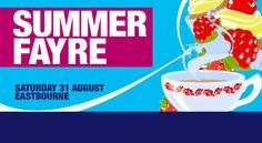 Age Concern Summer Fayre - Western Lawns Sat 31st Aug