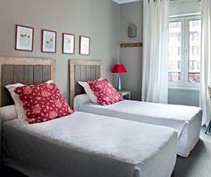 Places to stay in paris: Left Bank, 14th Arr.: Hôtel de la Paix - Affordable Small Hotels in Paris | Travel + Leisure