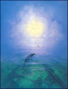 John Pitre, 1942 ~ Fantasy/Surrealist painter   Tutt'Art@   Pittura * Scultura * Poesia * Musica  
