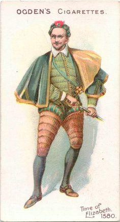 Time of Elizabeth, 1580. (ca. 1903-1917)                   (ca. 1903-1917)