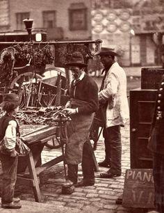 STREET LIFE IN LONDON, 1876