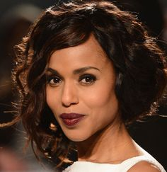 Top 70 Short Hairstyles for Women - Kerry Washington Short Haircuts  #shorthairstyles  #pixiehair #kerrywashington