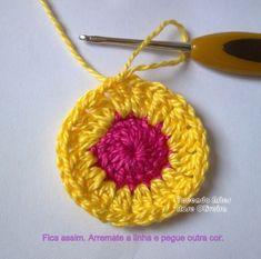 Hiboux colorés , pas à pas en images ! Easy Crochet Patterns, Cross Stitch Patterns, Crochet Turtle, Crochet Toys, Baby Dress, Diy And Crafts, Crochet Earrings, Wool, Projects