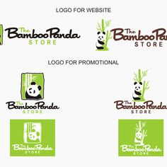 The Bamboo Panda Store - Help The Bamboo Panda Store with a new logo