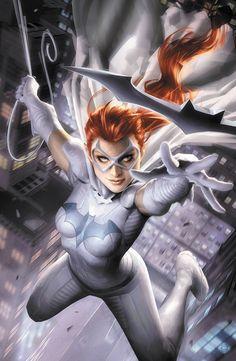 "league-of-extraordinarycomics: ""Batgirl by Alex Garner """
