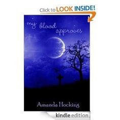Amazon.com: My Blood Approves eBook: Amanda Hocking: Kindle Store