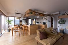 This Creative Anese Apartment Is A E Savvy Cat Haven