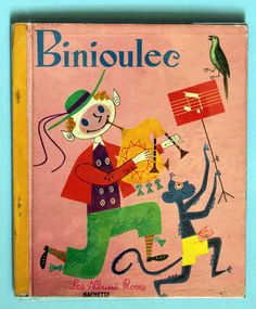 My Vintage Avenue !!! 50's and 60's illustrations !!!: Binioulec by Robert Le Pajolec, 1962