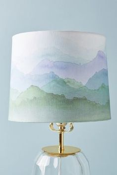 Shop the Painted Range Lamp Shade and more Anthropologie at Anthropologie today. Read customer reviews, discover product details and more.