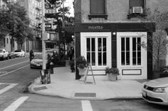 Recette 328 W 12th Street (West Village)