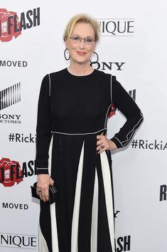 Meryl Streep Photos - 'Ricki and the Flash' New York Premiere - Inside Arrivals - Zimbio