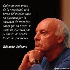Eduardo Galeano #Reflexiones