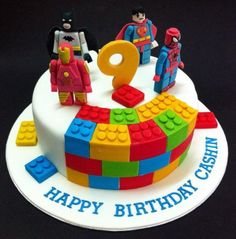 lego cakes - Google Search