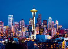 Known as the Emerald City because of its parks and forests, Seattle makes a wonderful pre- or post-Alaska cruise stay.