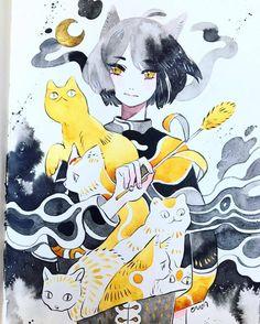 Cat ghosts ✨
