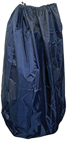 Olpro Wastemaster and Waste Container Bag - Blue, 120 x 75 x 30 cm